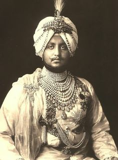 Maharaj bhupinder singh ji patiala