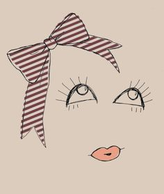 Cute Face Graphic Soft Spring 2013