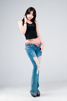 Korean Lee Eun Seo Sexy.