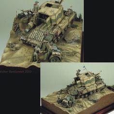 The Desert Hulk PART2 converted & painted by Volker_Bembennek From: puttyandpaint #scalemodel #plastimodelismo #miniatura #miniature #miniatur #hobby #diorama #humvee #scalemodelkit #plastickits #usinadoskits #udk #maqueta #maquette #modelismo #modelism