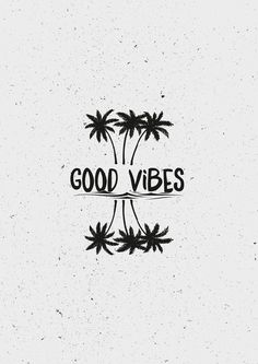 Good Vibes Art Print by Mason Denaro | Society6