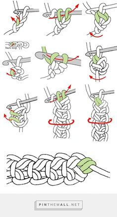 Crochet Cord for Romanian Point Lace ~~ Novel Stitches | Renate Kirkpatrick's Freeform Crochet~Knit~Fibre Designs
