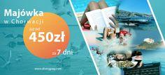 http://www.divingpag.com/  Wakacje w Chorwacji zacznij już w Maju! Tylko z Bazą Nurkową Aquamatic.pl! Nocleg w Chorwacji już od 450 zł za 7 dni!
