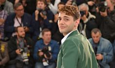 Xavier+Dolan+at+Cannes+2014:+Palme+d'Or+win+would+be+a+victory+for+my+generation