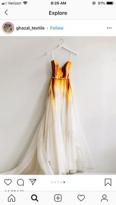 - - Source by eduenz Pretty Outfits, Pretty Dresses, Beautiful Outfits, Evening Dresses, Prom Dresses, Wedding Dresses, Indian Fashion Dresses, Fashion Outfits, Dream Dress