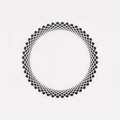 dailyminimal:  #JL15-287A new geometric design every day