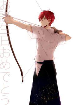 tetsumine:    * Akashi Seijuurou