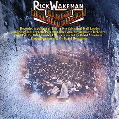 Journey to the Center of the Earth - Rick Wakeman