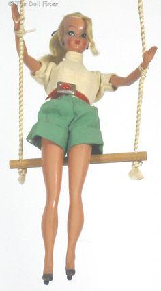 Vintage German Bild Lilli Doll