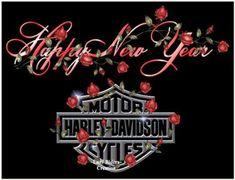 Harley New Year