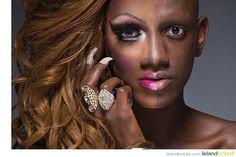 Half Drag, Leland Bobbe - Workbook Photography Portfolio