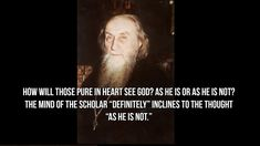 """In this rare audio recording Fr Sophrony talks about the reality of seeing God and also the way to get there. """"Concerning the words of Christ, we are properly entitled to ask: """"How will those pure in heart see God? Son Of God, Orthodox Icons, Christ, Saints, Father, Self, Audio, Mindfulness, Teaching"""