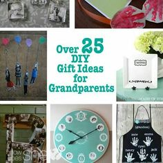 Great ideas for grandparents