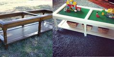 How To Make A Lego Table In 6 Easy Steps