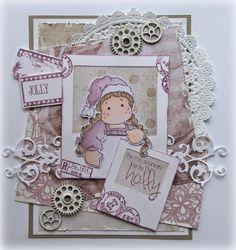 Met polaroid mal van dutch doobadoo Magnolia, Polaroid, Tags Ideas, Frame, Card Crafts, Cards, Design, Babies, Decor