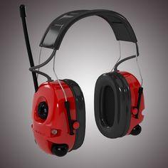 1bda2de5c1f 3d model peltor alert headset Headset, Headphones, Headpieces, Headpieces,  Hockey Helmet,