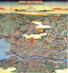 A vision of Shitamachi Hiroshige - by style - Ukiyo-e