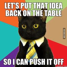 Who doesn't love Business Cat - 9GAG