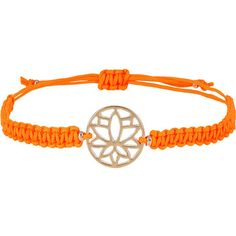 Accessorize Spirit Disc Friendship Bracelet ($12) ❤ liked on Polyvore featuring jewelry, bracelets, friendship bracelet, bohemian jewellery, boho bangles, boho jewelry and knot bangle