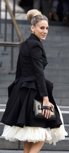 SJP- this outfit is to die for