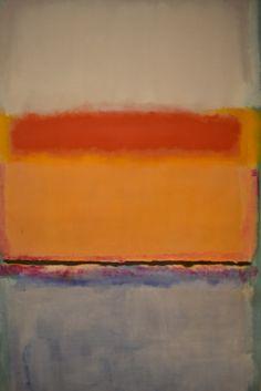 """Mark Rothko - """"No. 10"""""""