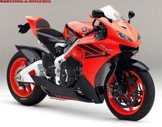 Honda Sports Bike #Bike