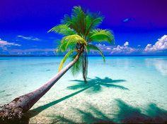 Manihi, French Polynesia