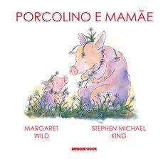 Porcolino e Mamãe  O pequeno Porcolino perdeu sua mamãe e está triste. Mas, todos os animais querem ajudá-lo: Pato, Carneiro, Cão, Cavalo e Gato. Porcolino, porém, não quer saber de ser consolado. Ele só quer encontrar sua Mamãe.