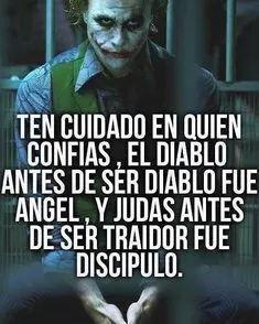 Joker Frases, Joker Quotes, Spanish Inspirational Quotes, Spanish Quotes, Joker Cosplay, Suicide Squad, Carrera S, Quotes En Espanol, Joker And Harley