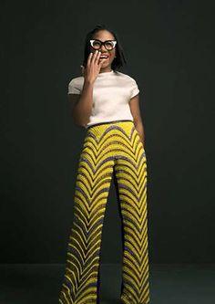 Asa: Singer is perfect in Lisa Folawiyo, Iconic Invanity for Elle SA