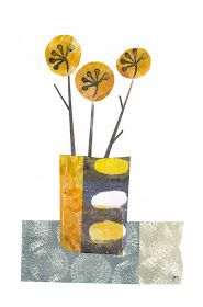 Dudley Redhead: Collage away with gelli plate prints