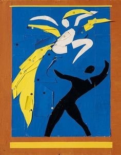 Two Dancers, Henri Matisse.