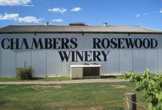 Chambers Rosewood Winery (Chambers Rosewood VineyardsAustralia: Victoria)