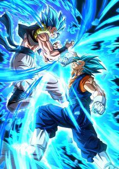   Save & Follow   Gogeta vs Vegito Dragon Ball Super