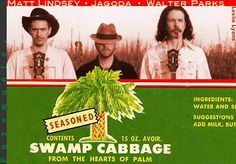 Swamp Cabbage - Puremusic.com