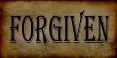 Forgiven Photo License Plate License Plate Designs, Novelty License Plates, Forgiveness, Car, Automobile, Autos, Cars, Letting Go