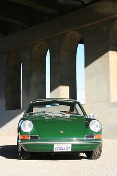 '66 911 from the Magnus Walker collection