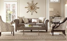 Holcombe Living Room by Craftmaster. Get your Holcombe Living Room at Plantation Furniture, Richmond TX furniture store. Unique Living Room Furniture, Living Room Furniture Arrangement, Sofa Furniture, Furniture Stores, Fresh Living Room, Beautiful Living Rooms, Living Room Seating, Rugs In Living Room, Sofa Home