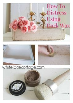 DIY Distressing With