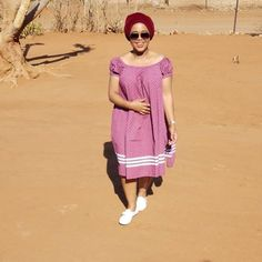 Hot Traditional Shweshwe Styles for Ladies - Reny styles Sotho Traditional Dresses, Pedi Traditional Attire, South African Traditional Dresses, Traditional Outfits, Traditional Skirts, Short African Dresses, African Fashion Skirts, African Print Fashion, African Prints