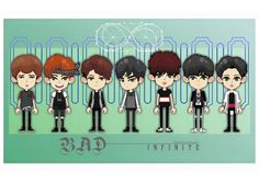 """INFINITE - BAD """"Album Reality"""""""