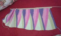 Şık Bebek Yeleği Yapılışı Anlatımı – elisiorgudukkani.com Baby Knitting Patterns, Kids Patterns, Knitting Stitches, Knitting Designs, Sewing Patterns, Crochet Patterns, Crochet For Kids, Crochet Baby, Vestidos Bebe Crochet