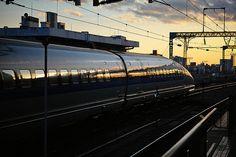 新幹線500系 | 500 Series Shinkansen  SIGMA DP3 Merrill