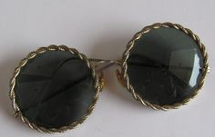 Sunglasses by May . Vintage . Eyeware . Eye Ware .1960s or 1970s.