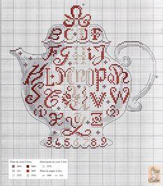 alphabet teapot   (1) Gallery.ru / Foto # 19 - BUSCANDO BUENA CALIDAD - Anapa-mama