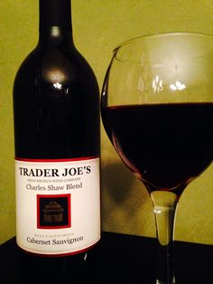 Trader Joe's Wine...THE BEST for the Price! #Wine #Drinks