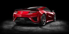 Revolution of an Icon - Acura NSX