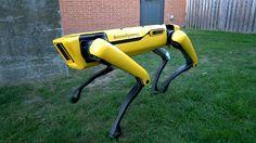 Boston Dynamics Is Releasing New Version of SpotMini, Their Four-Legged Doglike Robot