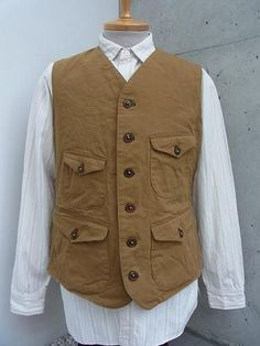 9e9c6f409430f BLOEDEL VEST Hunting Vest, Vintage Safari, Fishing Vest, Vest Men, Mens  Attire