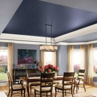 Don't be Afraid to Paint Your Ceiling